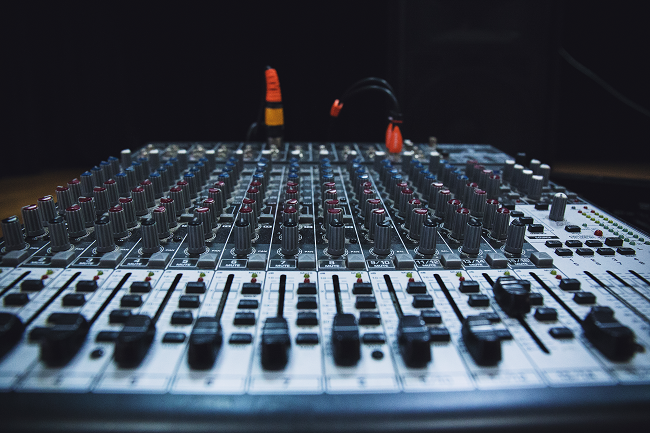Sound, Live, Mixing, Competency Based Training